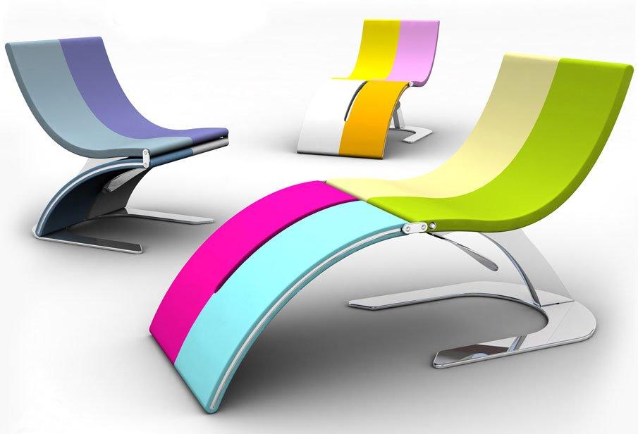 Hypnosis - Furniture - Portfolio - solovyovdesign